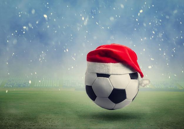 Зимний футбол (футбол)