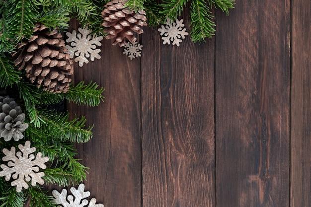 Winter holidays card