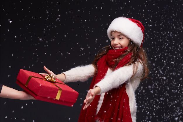 Зимние каникулы, рождество, новый год концепция.
