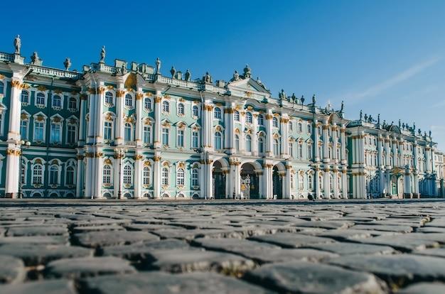 Зимний дворец, здание эрмитажа.