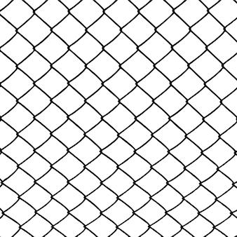 有線フェンス