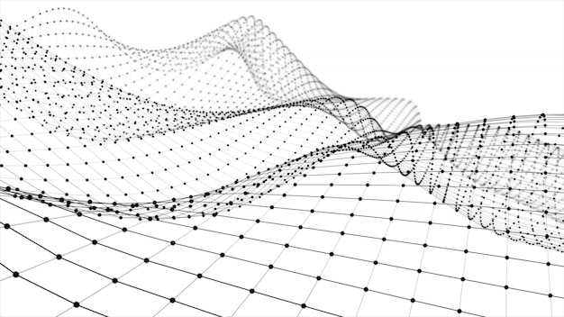 Wireframe - a skeletal three-dimensional model in which only lines and vertices are represented 3d rendering
