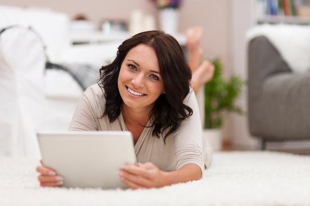 Wireless internet is standard in every home