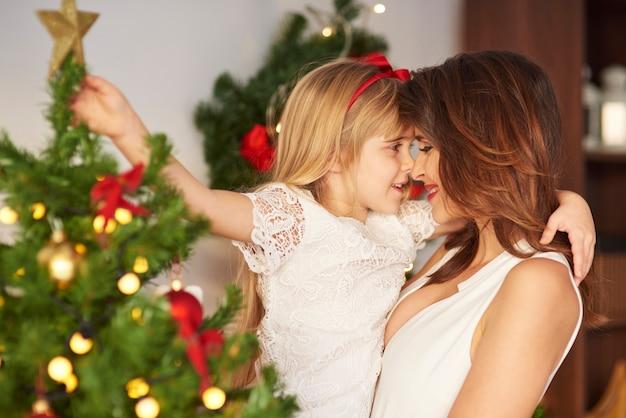 メリークリスマスと特別なクリスマスをお祈りします