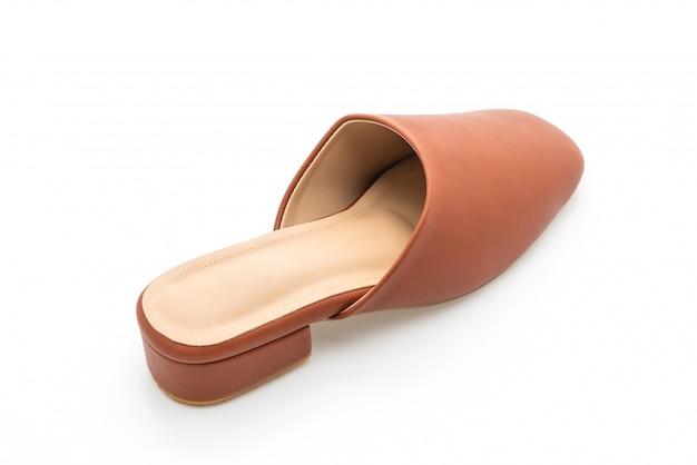 女性ファッション革靴