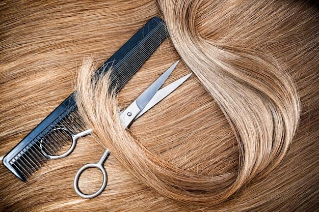 Волосы женщины