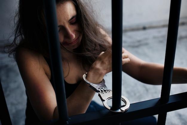 Женщина в тюрьме