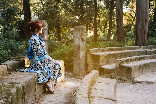 Woman in jinja