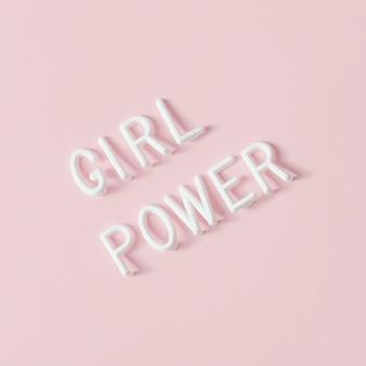 女性の日の象徴的な参照の概念