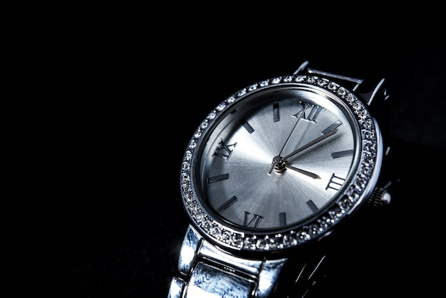 ダイヤモンド、黒、背景