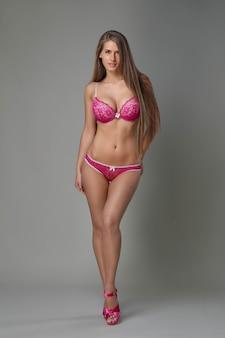 Женщина с красивым телом