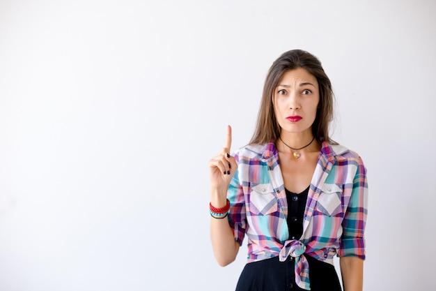 Женщине интересно, о нет, цены выросли