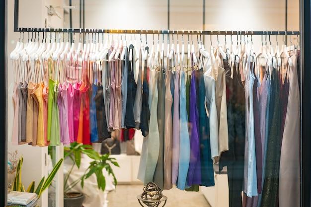 女性衣料品店