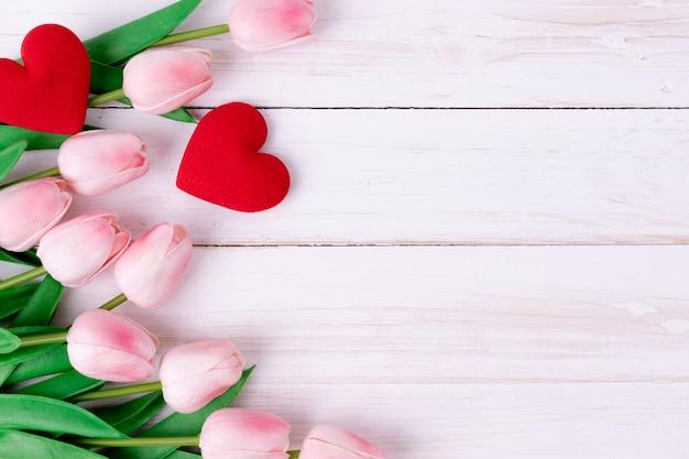 女性の日、母の日、バレンタインデーのコンセプト