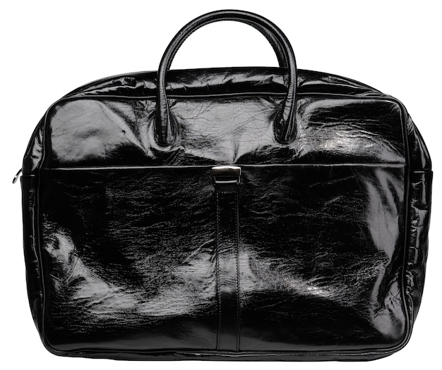 Женская сумочка, изолированная на белом