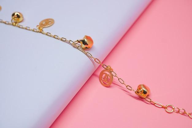 Womens ring bracelet