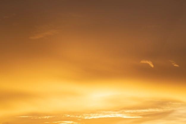 Wonderful sunset or sunrise background.