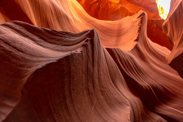 The wonders seen in lower antelope looking up. arizona, united states