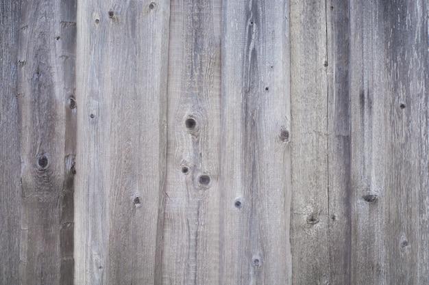 나무 배경입니다. 오래 된 회색 썩은 보드