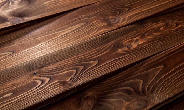 木材の背景または板のテクスチャ