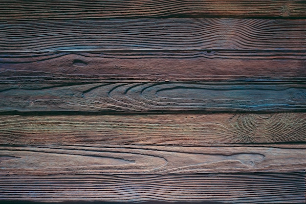 Wood background planks, painted in different colours