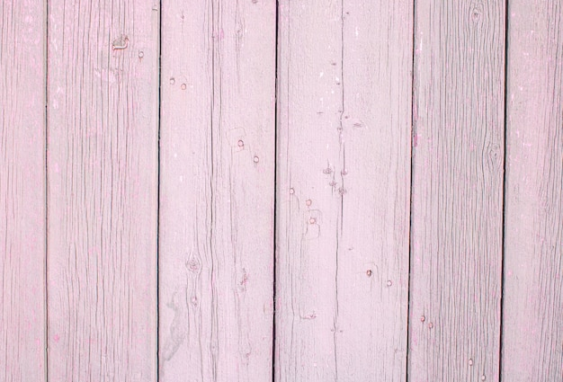 Wood background texture pink wooden board background top view wooden plank panel