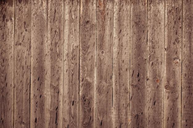 木の背景はがきの空白またはテキストの場所があるデザインレイアウトのテンプレートとしての木製ボードの濃い茶色の背景。
