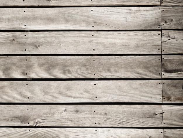 Текстура деревянной палубы