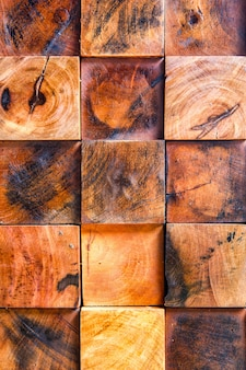 Wood plank brown, black, gray texture background