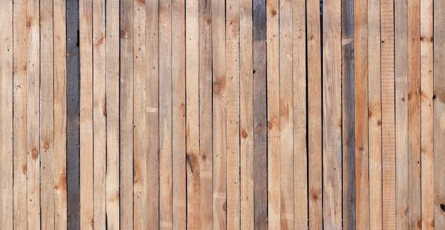 Предпосылка текстуры деревянной доски. деревянный забор.