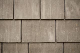 Wood siding  textured