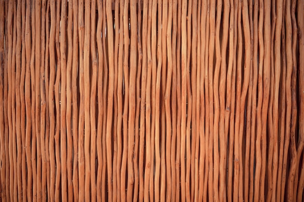 Wood stic texture with natural patterns background