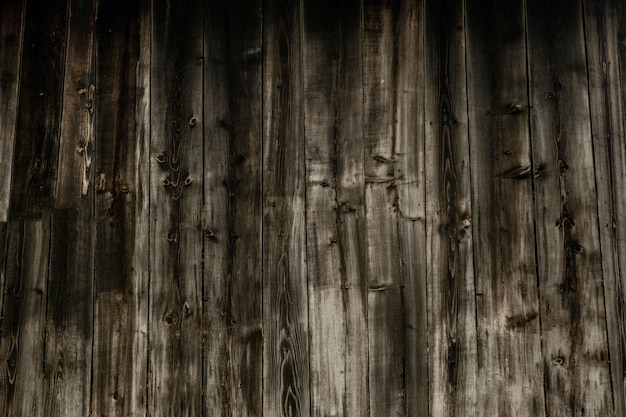 Wood texture background. black wood wall ore floor