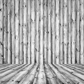 木の質感。背景の古いパネル。インテリア