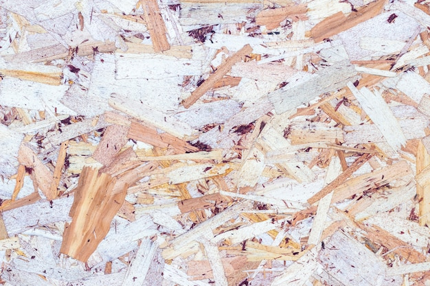 Wood texture background. pressed sawdust. boards are made of wood chips