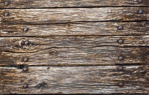 木の質感の背景、素朴な古い木の質感