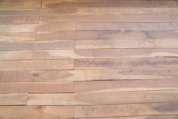 ウッドテクスチャ背景、木製の壁のインテリアは、テクスチャを飾る。