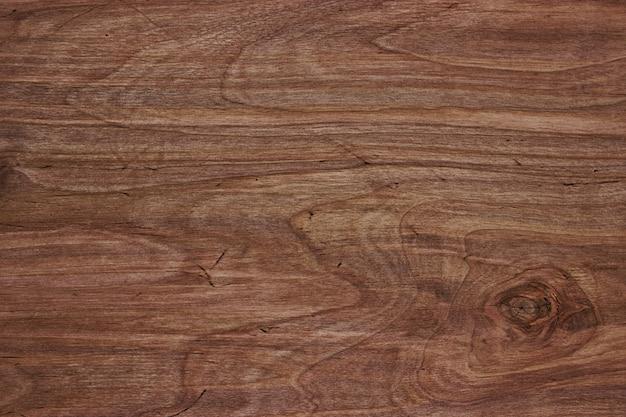 Wood texture, natural dark brown vintage wooden background