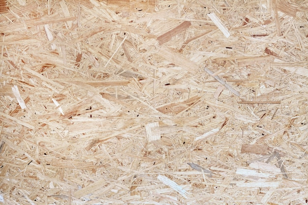 Wood texture. osb wood board for background decoration. osb panel texture