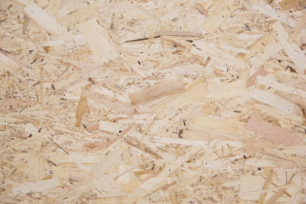 Wood texture. osb wood board for background decoration.
