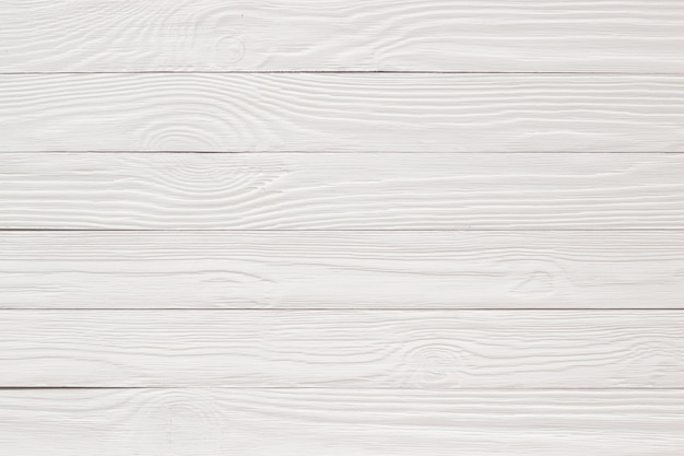 Wood texture painted with whitewash, empty wooden surface as a background