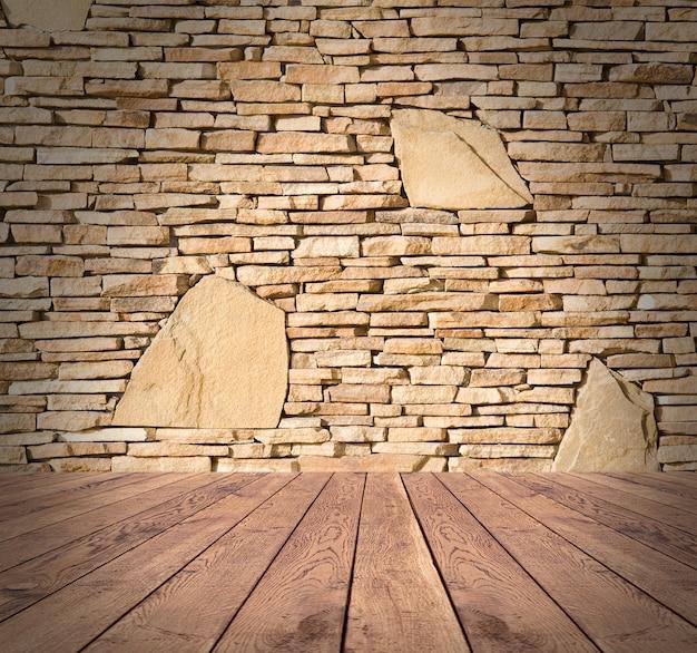 部屋のインテリアの木製の織り目加工の表面