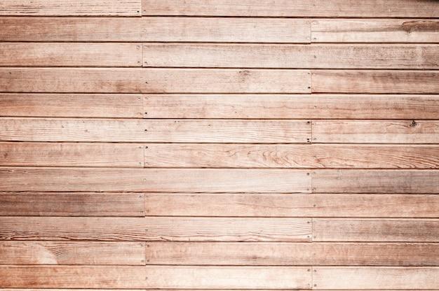 背景の木製の壁板テクスチャ
