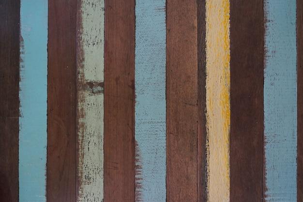 木製の背景のレトロな表面の背景