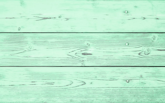 Wooden background. abstract turquoise colored rustic texture. vintage style