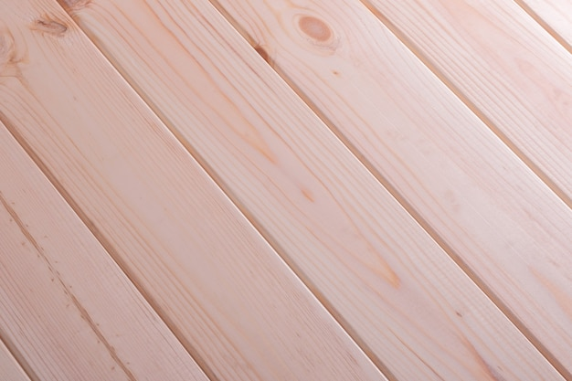 Wooden background from unpainted textured light boards