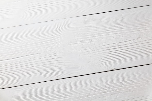 Wooden background painted in white