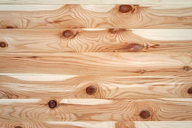 Деревянный фон, строганные доски.