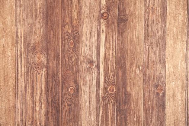 木製の背景のテクスチャ。ブラウンウッド