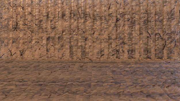 木製の背景テクスチャ表面